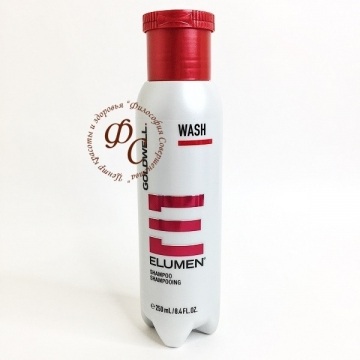 Шампунь для окрашенных волос - GOLDWELL ELUMEN WASH - SHAMPOO FOR HAIR COLORED WITH ELUMEN