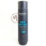Шампунь для мужчин для волос и тела GOLDWELL DUALSENSES FOR MEN