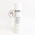 Корректирующий шампунь для седых и светлых волос - SILVER SHAMPOO